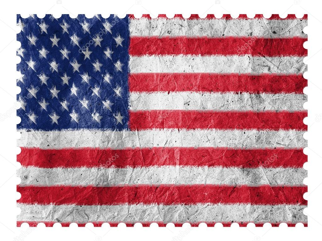 der usa-flagge — Stockfoto © Olesha #15401471