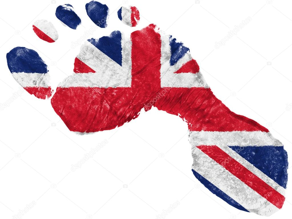 the british flag u2014 stock photo olesha 23407376