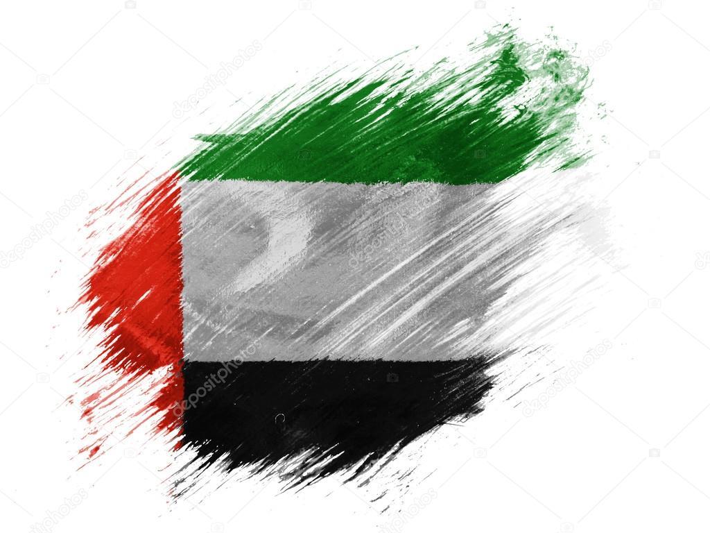 the uae flag stock photo olesha 23423162