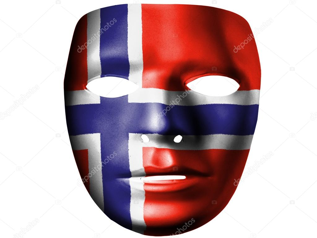 the norwegian flag u2014 stock photo olesha 23427784