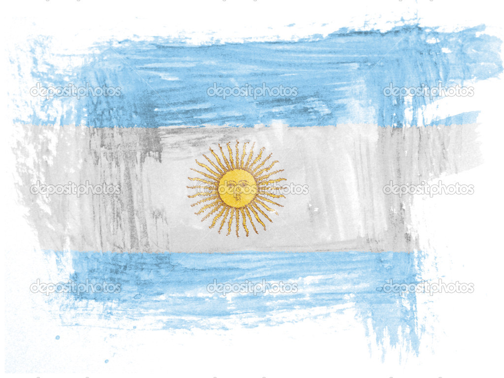 Argentina Flag Drawing