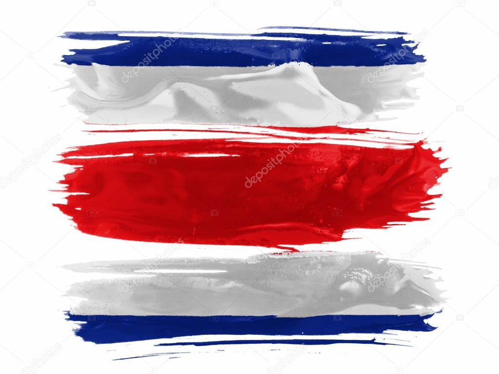 La bandera de costa rica foto de stock olesha 23462580 for Muebles linea actual en costa rica