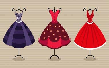 Fashionable dresses for women