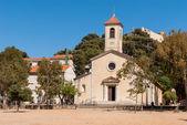 Fotografie Insel Porquerolles, Kirche