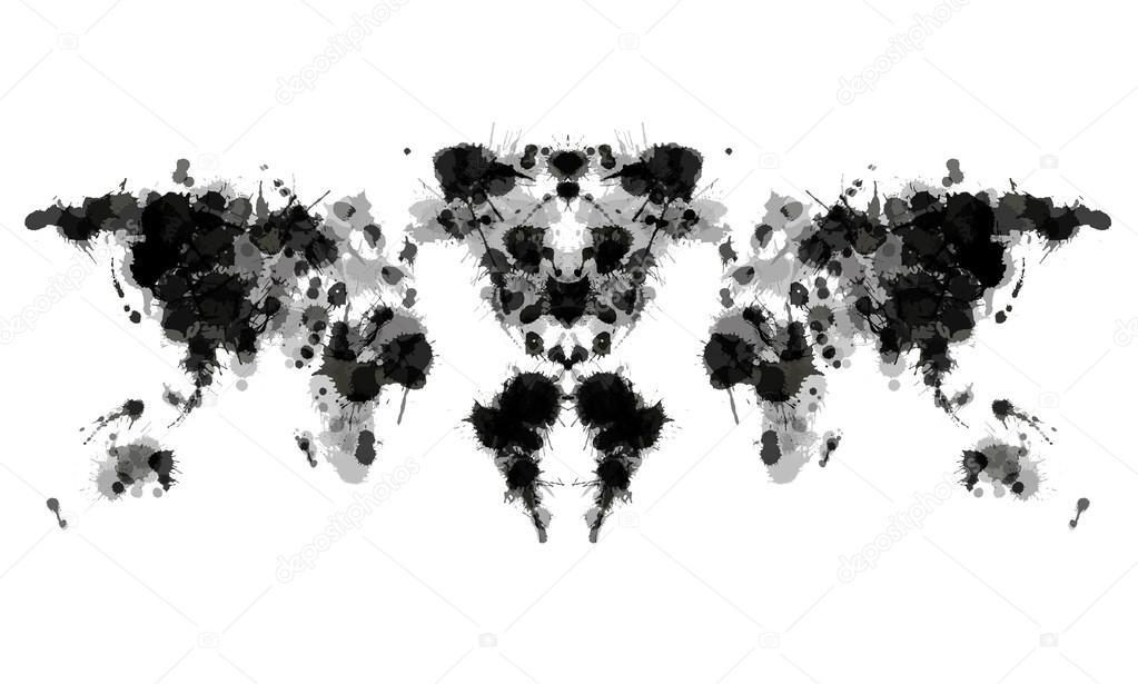 Rorschach testi kartı