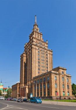 Latvian Academy of Sciences (1958) in Riga, Latvia