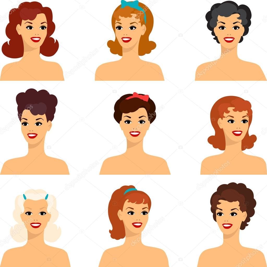 chicas anos 50