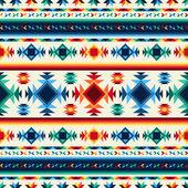 Kmenové abstraktní vzor bezešvé aztécký geometrické pozadí
