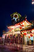 šrůtka chrám v Thajsku