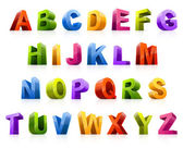 Színes betűtípus