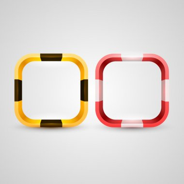Rounded rectangle icon base