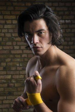 Malaysian boxer