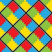 Bezešvé puzzle pozadí