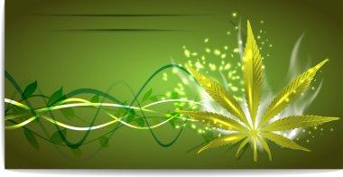 Marijuana card for your design