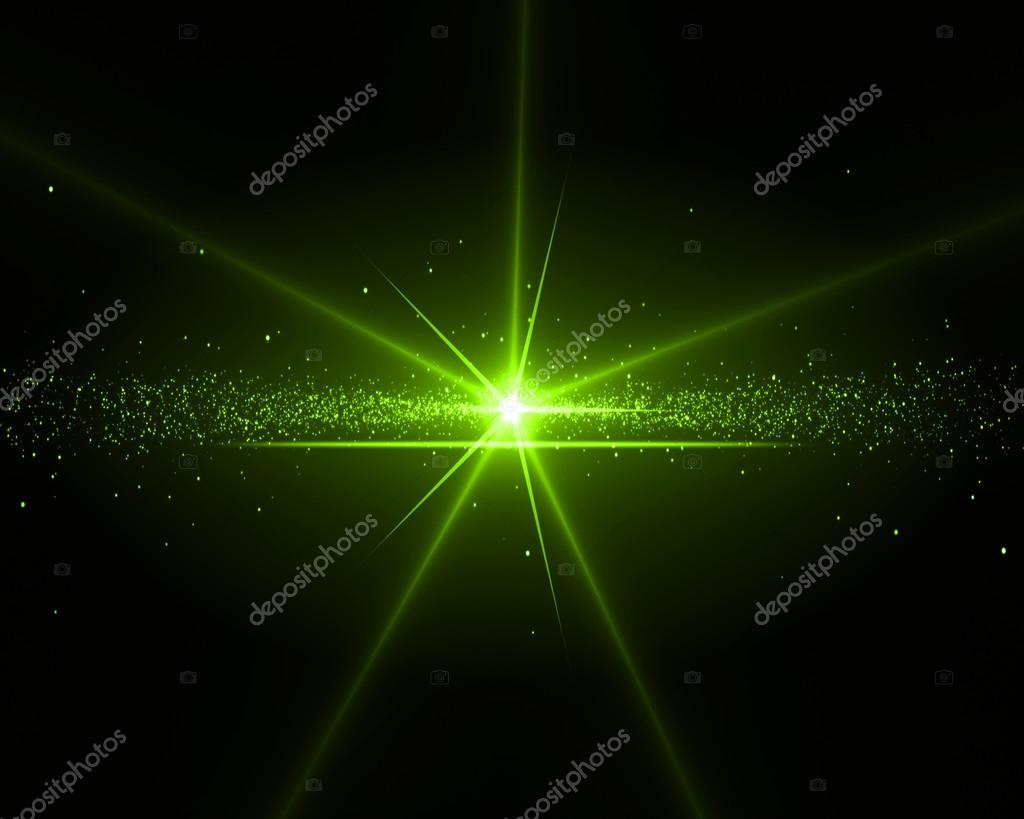 background with a green star stock photo wavebreakmedia 14078709