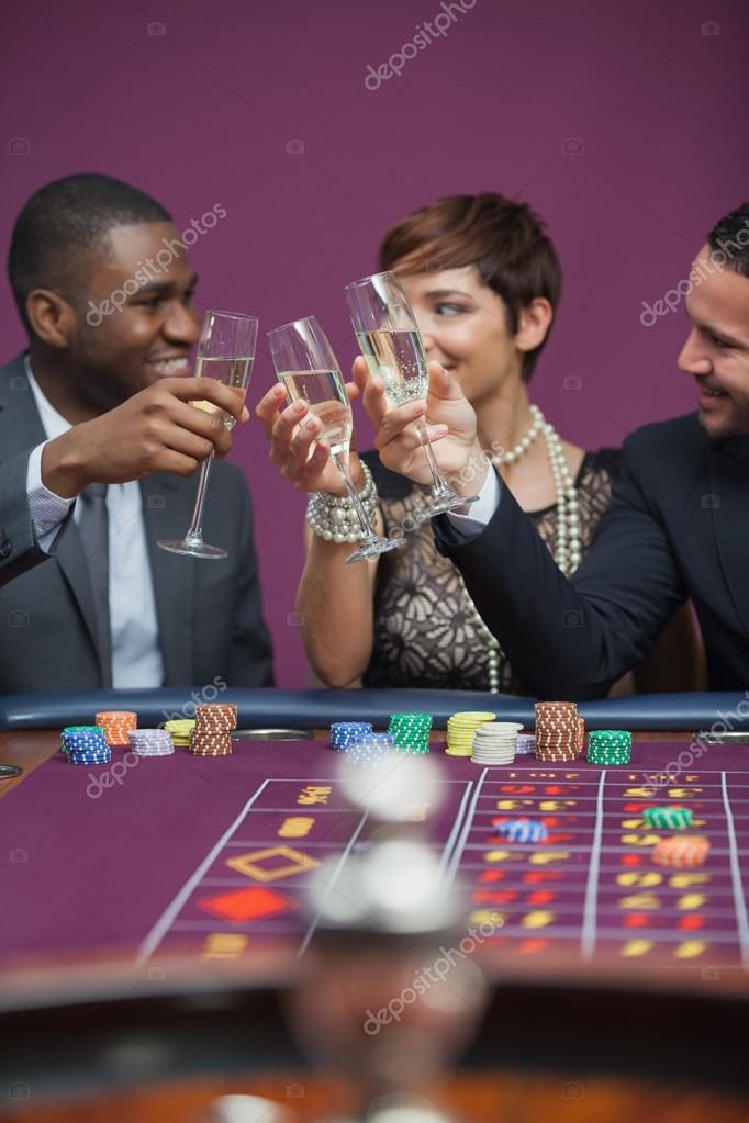 реванш за столом в казино