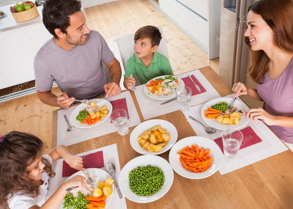 Обед для всей семьи рецепты с фото