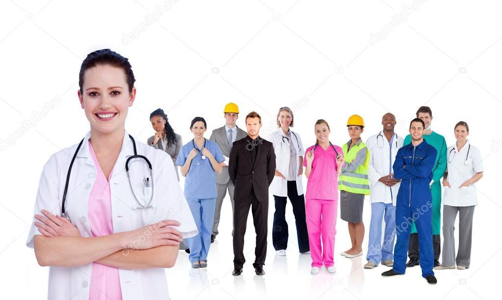 olika typer av läkare