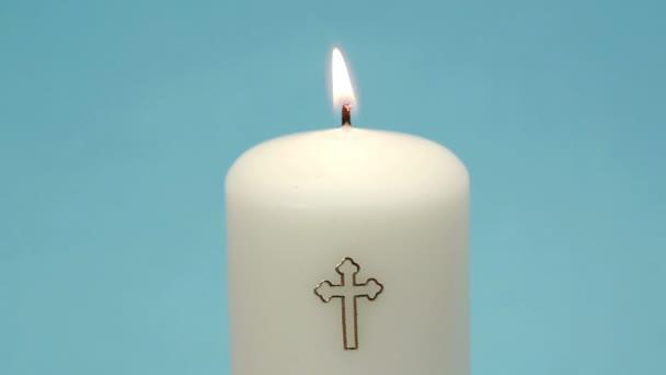 Christliche Kerzen.Christliche Kerze