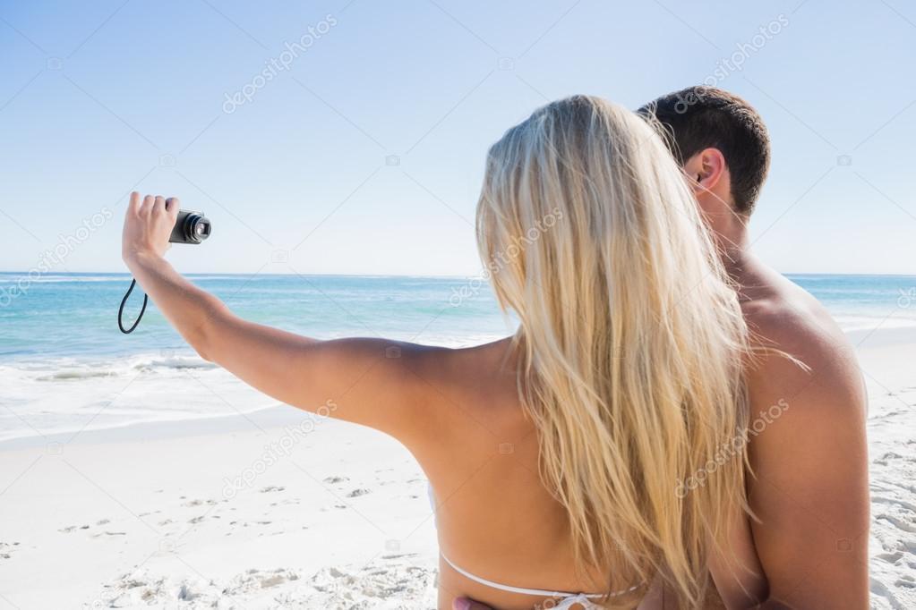 блондинка картинки с парнем