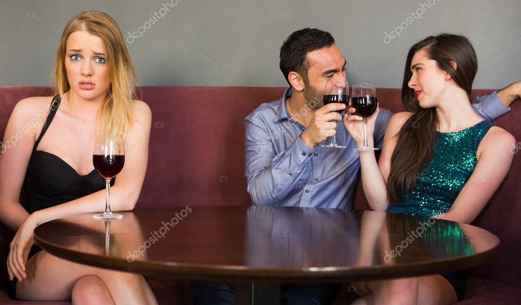 Frau eifersüchtig flirten [PUNIQRANDLINE-(au-dating-names.txt) 60