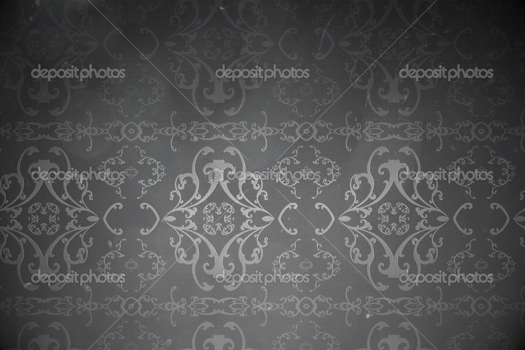 Behang Met Patroon : Elegante patroon behang in het grijs u2014 stockfoto © wavebreakmedia