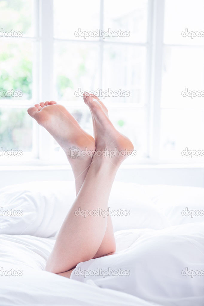 Сексуальные ступни зрелых женщин