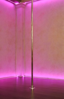 Stripper pole background