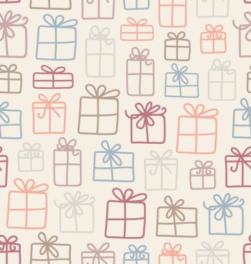 Gifts pattern