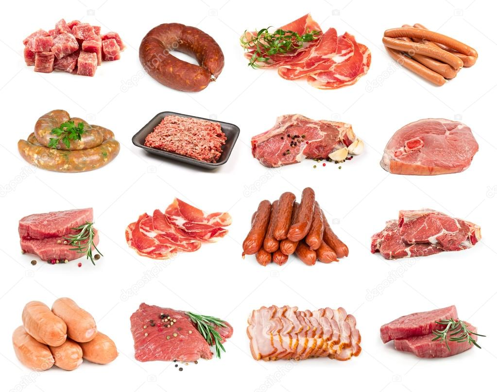 A set of meat