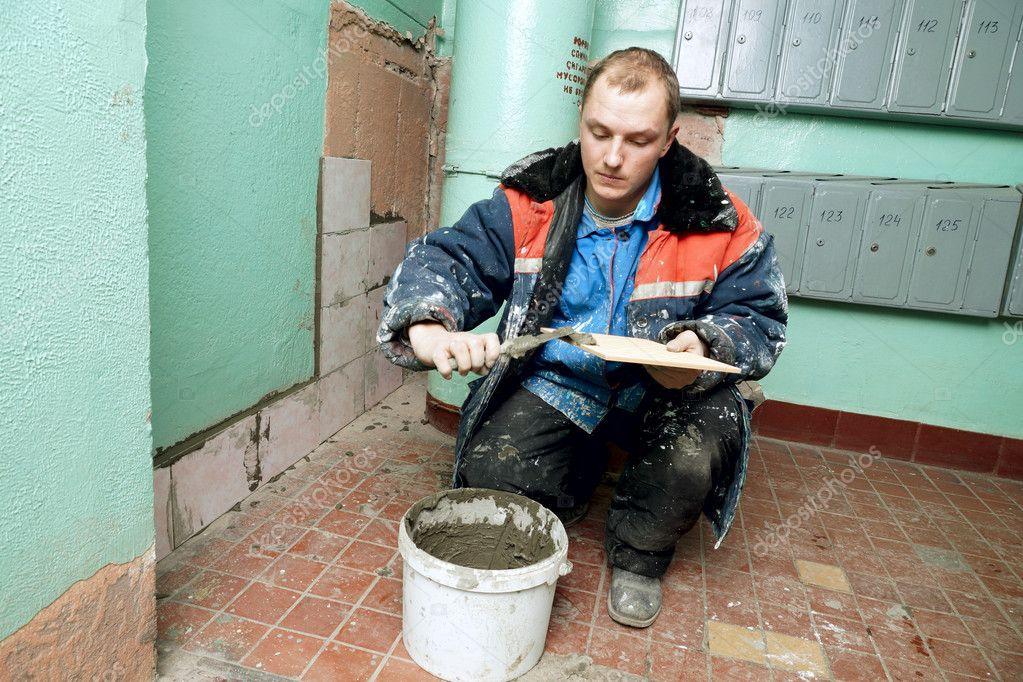 make repairs in the apartment building