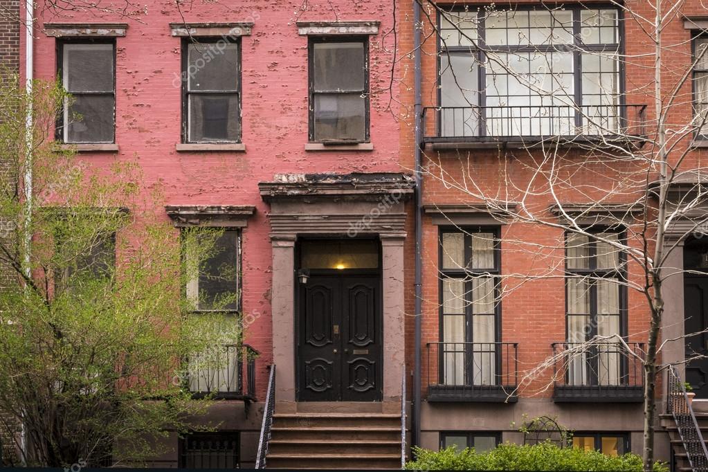 Brick Apartment New York