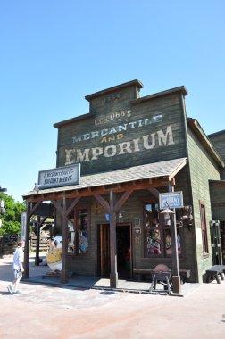 Old Wild west store