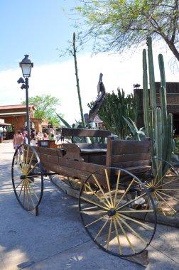 Wild West carriage