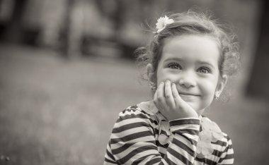 Little girl - child