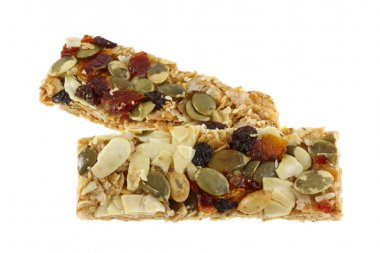 Cereal Bars germinate rice whole grains