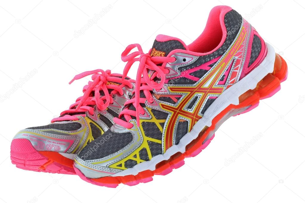 une paire d 39 asics gel kayano 20 chaussures de course pour. Black Bedroom Furniture Sets. Home Design Ideas