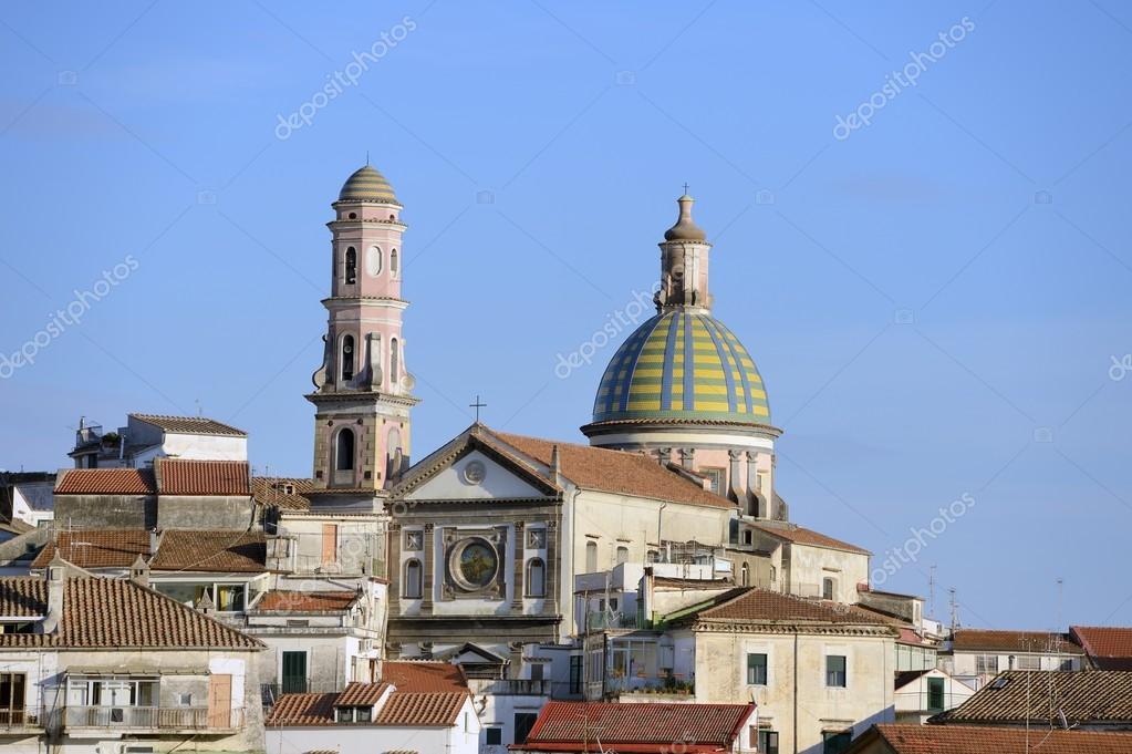 Cattedrale Di Vietri Sul Mare Foto Stock Robangel69