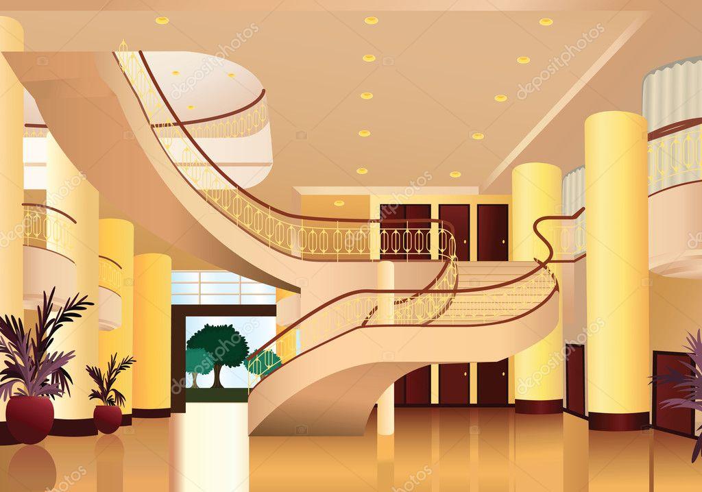 d coration pour la maison image vectorielle interactimages 13249414. Black Bedroom Furniture Sets. Home Design Ideas