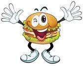Fotografia hamburger