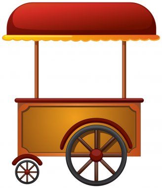 Cart stall