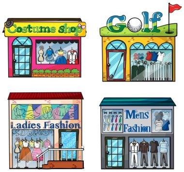 Shops set