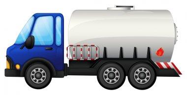 A fuel car