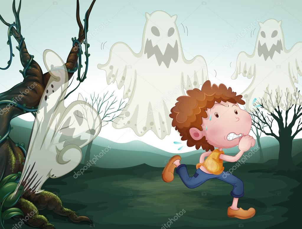 Imágenes: Fantasmas Animados Para Niños