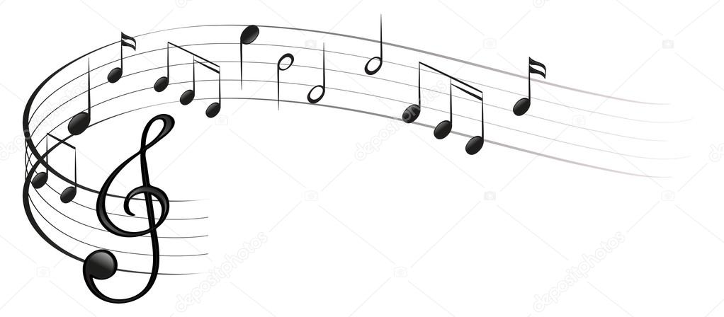 Symbols of music