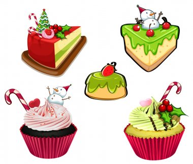 Baked desserts for christmas
