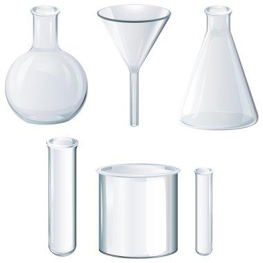 Different laboratory equipments