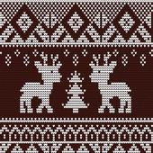Vánoční vzor