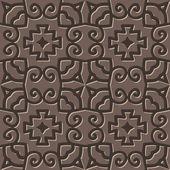 Středověká vzorek.