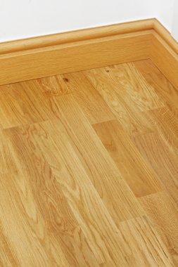Vinyl wooden flooring mdf skirting boards